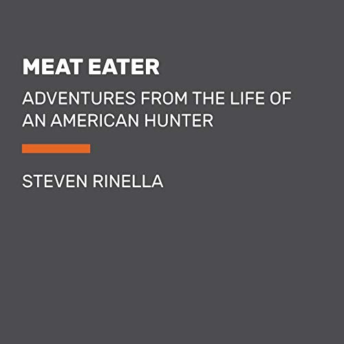 Meat Eater audiobook cover art