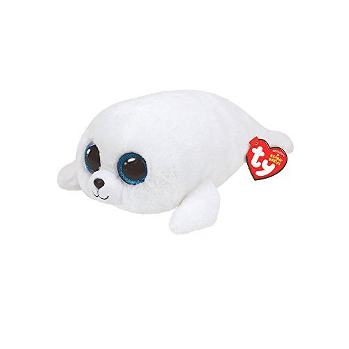 Claire's Accessories TY Beanie Boos Plush Icy The Seal - 13 Medium by