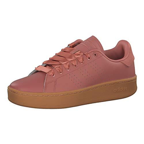 adidas Damen Sneaker Advantage Bold Raw Pink/Raw Pink/Gum10 38
