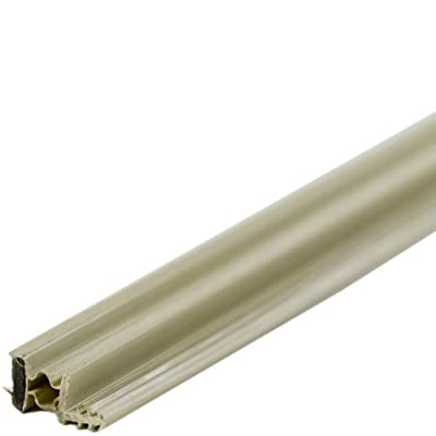 M-D Building Products 1610 Steel Door Magnetic Weatherstrip, 36-by-81 Inches, Beige