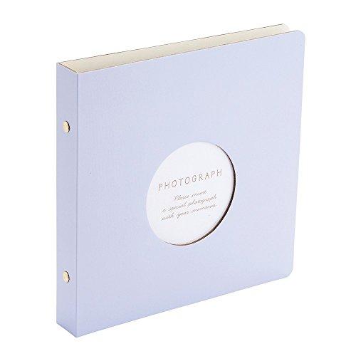 マークススクラップ用アルバムデコラリフィル対応パープルDCP-SAL01-PL