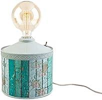 Lámpara Vintage Trae Waipoua (20x37 cm.)