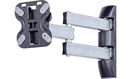 AmazonBasics Performance vollbewegliche TV-Dreiarm-Wandhalterung für 33-58,4 cm (13-23 Zoll) TV-Geräte