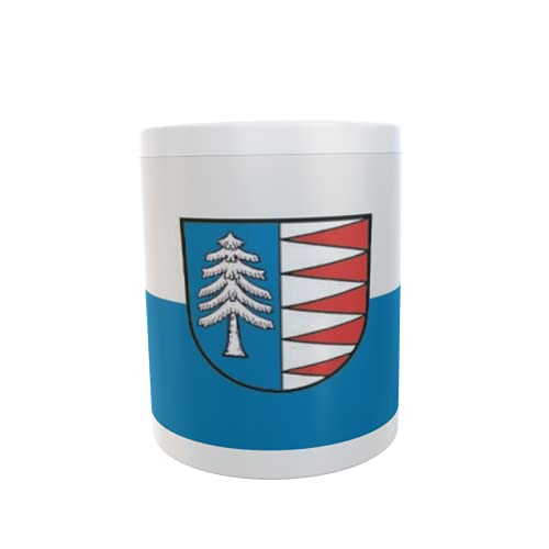 U24 Tasse Kaffeebecher Mug Cup Flagge Klettgau