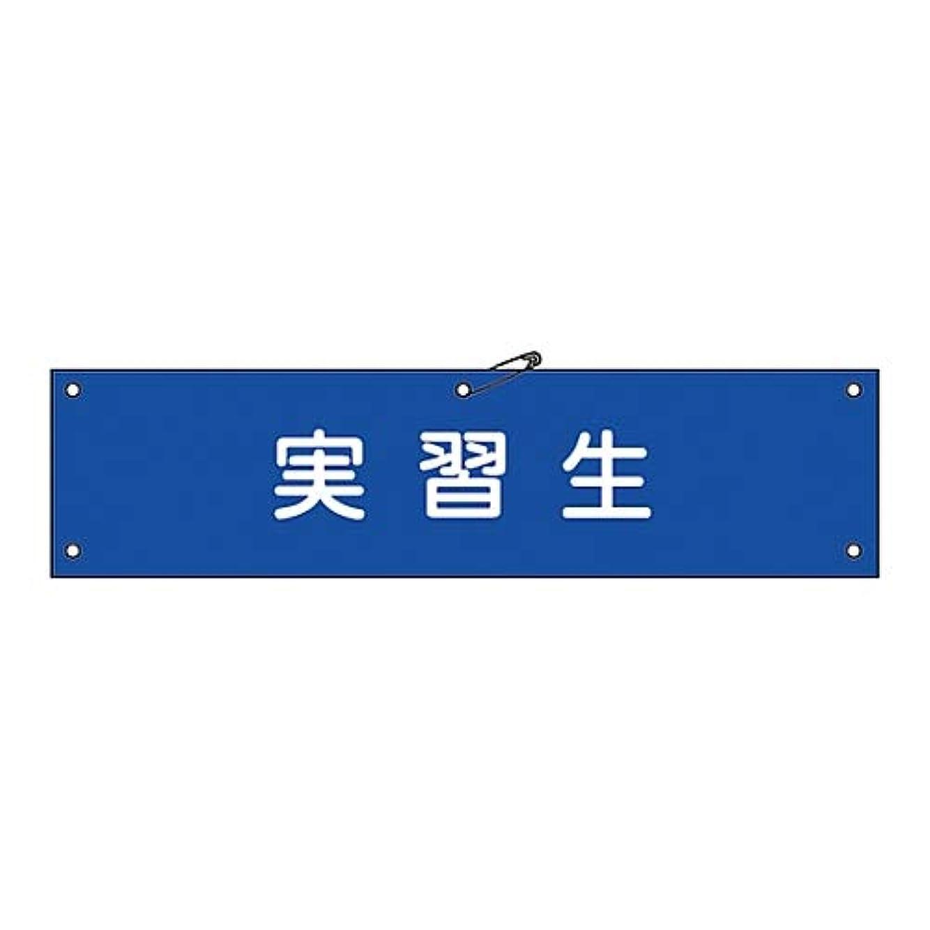 発生器容器リゾート腕章 「実習生」 腕章-32A/61-3424-36