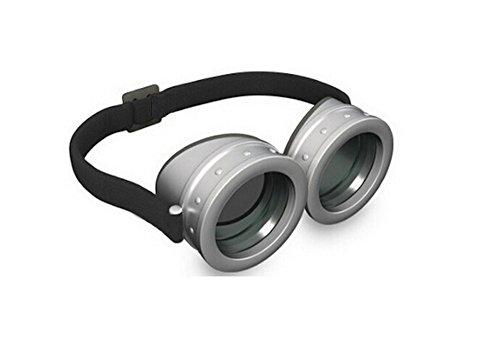 shoperama Minion Brille für Kinder und Damen