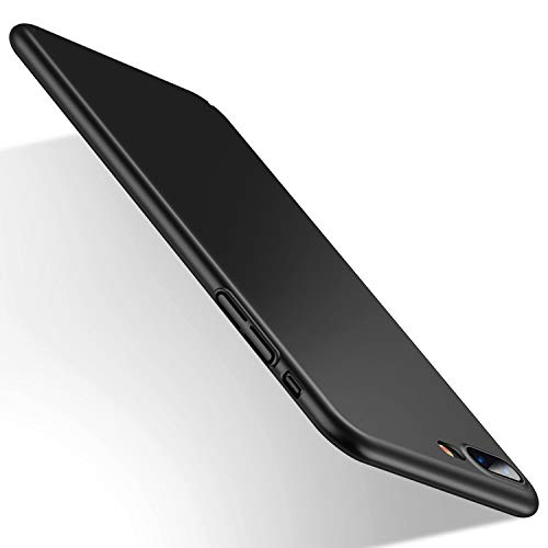 Humixx Kompatibel mit iPhone 8 Plus Hülle/iPhone 7 Plus Hülle, Ultra Dünn(0.5mm) Anti-Fingerabdruck, Anti-Scratch Hülle Korrosionsschutz Cover Schutz Tasche Schale Hardcase für iPhone 8/7 Plus
