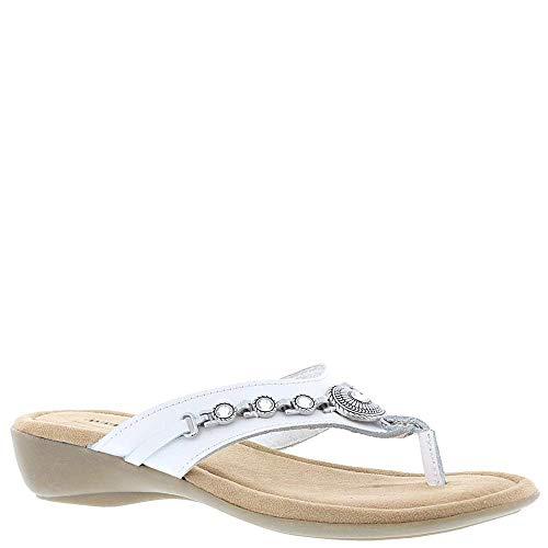 Minnetonka Damen Sandale Sable