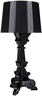 Kartell(カルテル) ランプ BOURGIE ブルジー ブラック φ37×H68(73・78)cm フェルーチョ・ラヴィアーニ デザイン【国内総代理店正規品】 SFHL-KJ9070-Q8