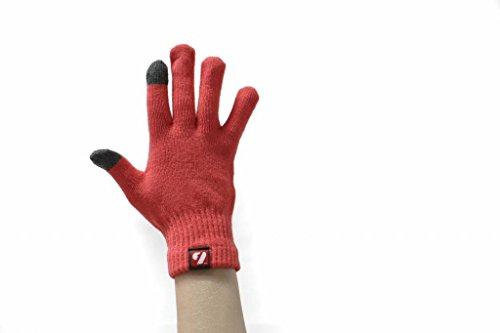 barnett NBG-15 gants d'hiver en laine - ski de fond- running -5° /-10°, rose (L)