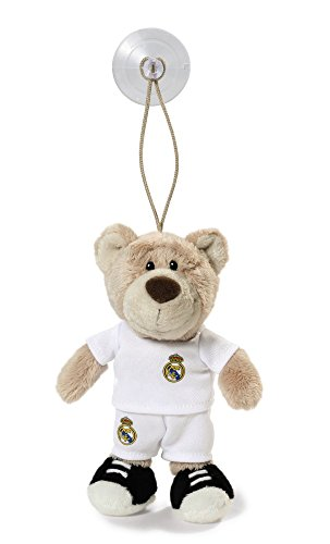NICI  - Peluche con Ventosa Real Madrid Classic Bear
