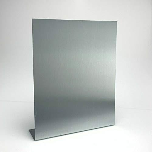 50 mm stark in Streifen. 2 m² Edelstahl-Ugitop 0