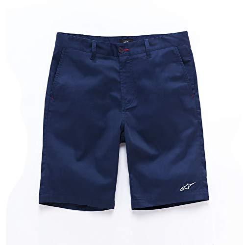 Alpinestars Shorts Modello Pants Uomo, Telemetric Chino Short Navy, 29