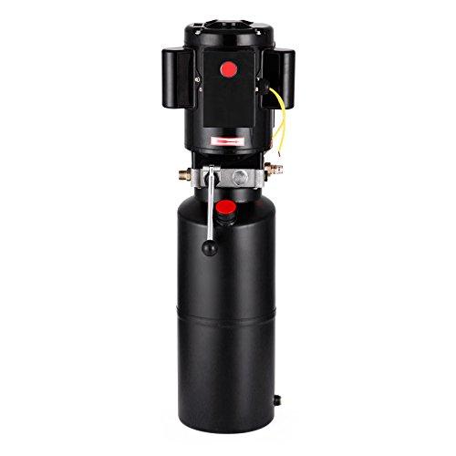 Happybuy 12V Hydraulic Pump Power Unit (2.2KW 2950PSi Hydraulic Power Unit)