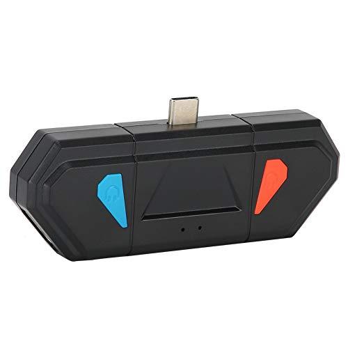 Vbestlife Pantalla de proyección TV Base HDMI para conmutador Transmisor de USB Tipo C a HDMI Adaptador de Audio para Auriculares de Varios Pares Compatibilidad con intercambiador/Host PS4 / Host