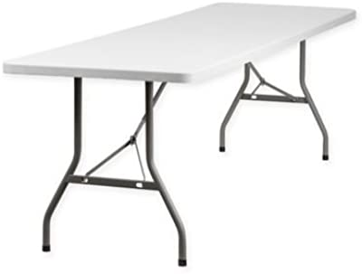 CTC® 4 ft 122 cm al aire libre plegable banquetes Buffet de jardín mesa de