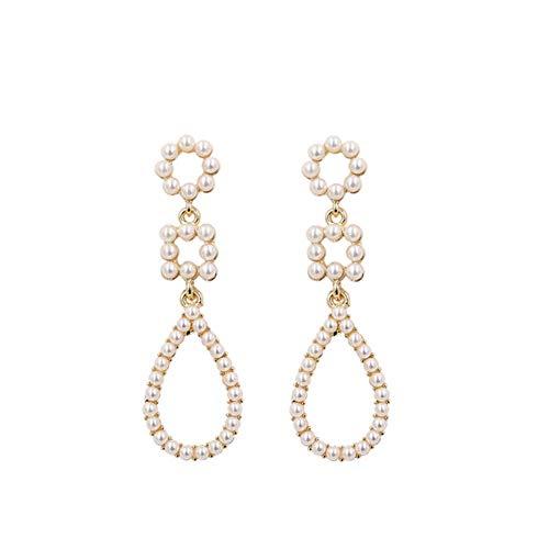 BLINGBRY pareloorbellen voor vrouwen goud zilver kleur ster lang oorbellen sieraden prachtig