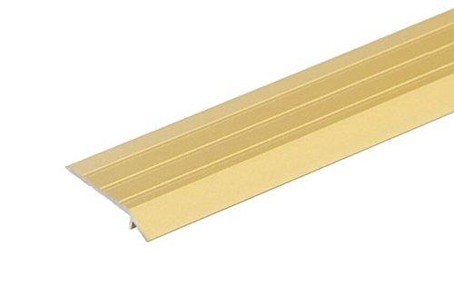 Ausgleichsprofil gelocht Gold (LPS), 1m, 32 x mm