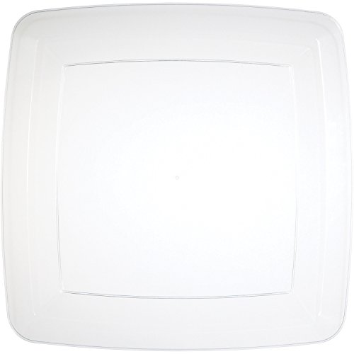 Read About Clear Banquet Plates, 24 ct