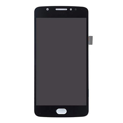 YuYue Display LCD Touch Screen Digitizer Assembly per Motorola Moto E4 XT1763 XT1762 XT1767 5.0'Nero