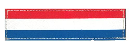 Julius k9 labels voor power-harnas voor hond/tuig voor nederlandse vlag LARGE