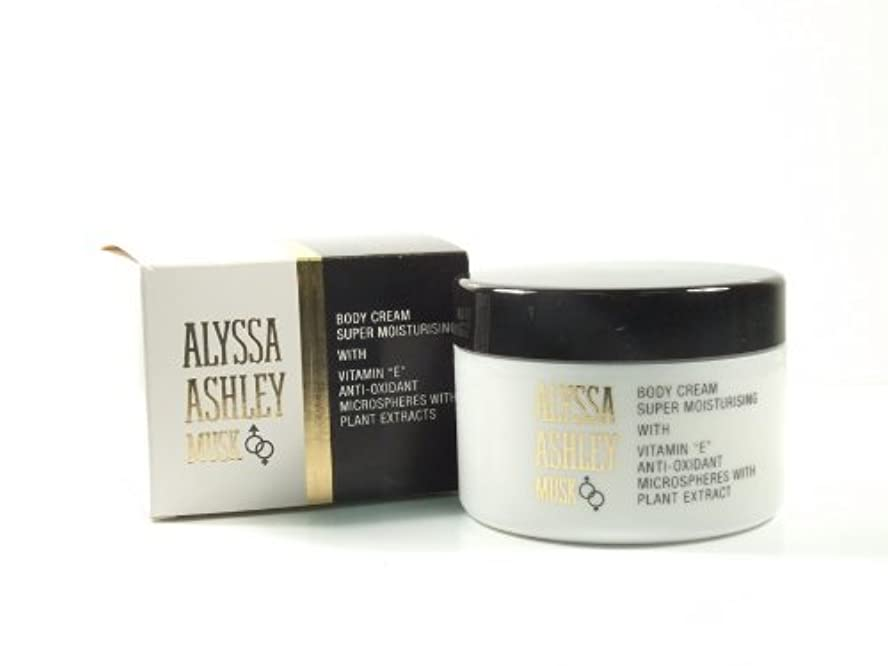 発音するアーカイブ正義Alyssa Ashley Musk Body Cream 250ml by Alyssa Ashley