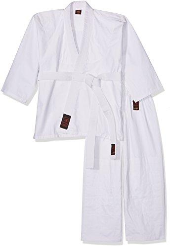 Tunturi Bruce Lee Kobugin Traje de Judo, Niños, Blanco (White), 190