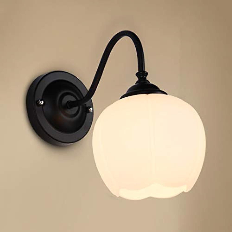 Wandleuchte Wandlampe LED Wandleuchte Innenwandleuchte Europischen Stil Eisen Kunst Wandleuchte Leuchten Wohnzimmer Schlafzimmer Badezimmer E27