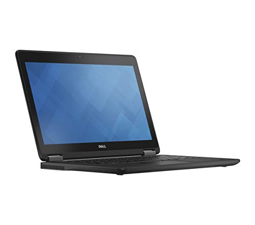 Dell Latitude E7250 (12,5 Zoll Notebook, 31,5cm, Intel Core i5-5300U, 2X 2,3 GHz, 128GB SSD, Windows 10 PRO) (Generalüberholt)