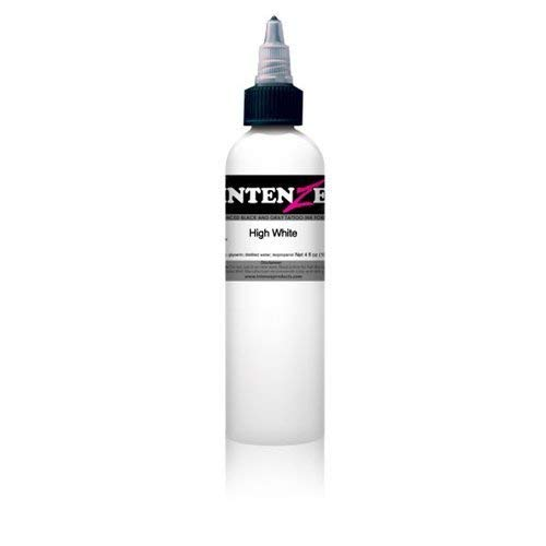 Authentic Intenze Bob Tyrrell Specialty Ink 1oz Color USA (High White)
