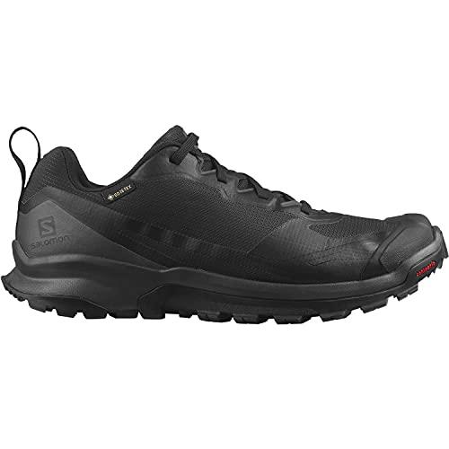 Salomon XA Collider 2 Gore-Tex (impermeabile) Donna Scarpe da trail running, Nero (Black/Black/Ebony), 38 ⅔ EU