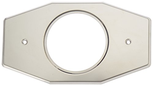 Jones Stephens T73815 One-Hole Repair Cover Plate, 5 1/8', Small