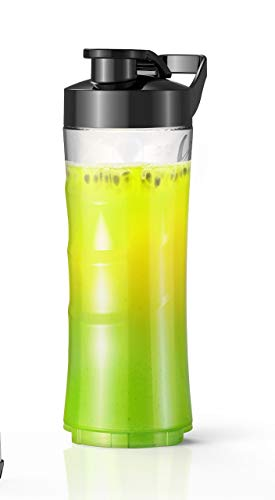 HadinEEon BPA Freie Flasche für Standmixer 600ml