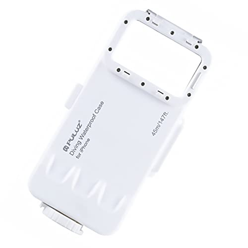 SOLUSTRE Carcasa de Buceo para Teléfono Compatible con iOS 13 Protector de Teléfono para Esquí Snorkel