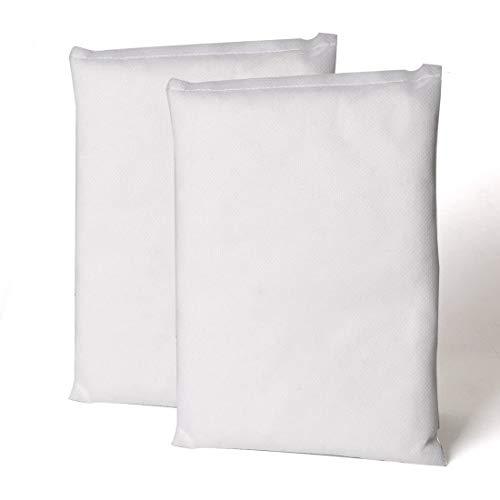 Fransande Absorbente de aceite, esponja absorbente de aceite para jacuzzis piscinas, spas (paquete de 4)