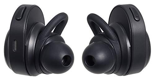 audio-technica完全ワイヤレスイヤホンBluetoothマイク付きブラックATH-CKR7TWBK
