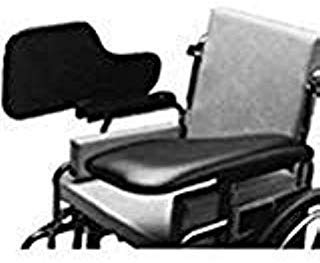 Wheelchair Padded Flip-Up Half Lap Tray (Left)