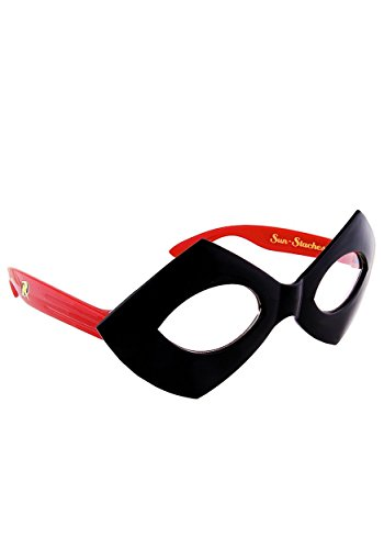 Sun-Staches Costume Sunglasses Robin Mask Party Favors UV400
