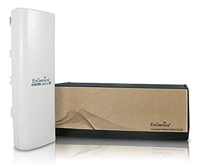 EnGenius Technologies Long Range 11n 5GHz Wireless Bridge/Access Point (ENH500)