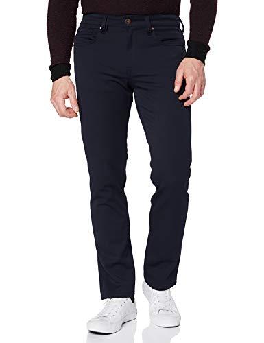 Daniel Hechter Herren 5-Pocket ST.Germain Straight Jeans, Navy, W32/L32