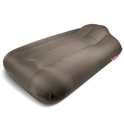 Fatboy Luftgefülltes aufblasbares Sofa für den Garten XXX-groß Taupe