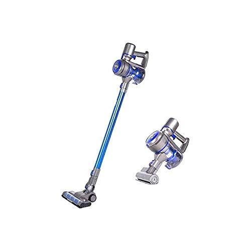 Limpiador de aspiradora Inteligente sin Cable, optimizado Ultra Suction Long RuTimes, excelente for Limpieza de Cabello Mascotas Multi-Superficie LUDEQUAN