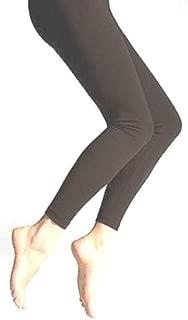 Vera Wang Chocolate Brown Ex-Large Jogging Yoga Leggings