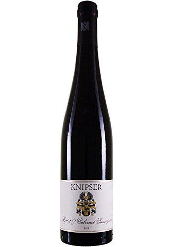 Knipser Merlot und Cabernet Sauvignon (1x 0,75l) Rotwein trocken