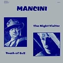 TOUCH OF EVIL / NIGHT VISITOR (ORIGINAL SOUNDTRACK LP VINYL, 1976 REISSUE)
