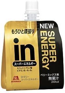 森永製菓 ウイダーinゼリー スーパーエネルギー 120g×36個セット