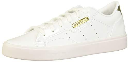 AdidasOriginals Sleek W Freizeit/Lifestyle Damen Gr.5, Weiß