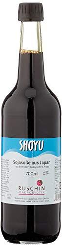 Ruschin Makrobiotik Bio Shoyu Sojasoße, 700ml