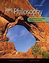 Doing Philosophy 4TH EDITION