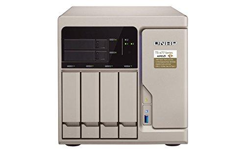 QNAP TS-677-1600-8G HardDisk